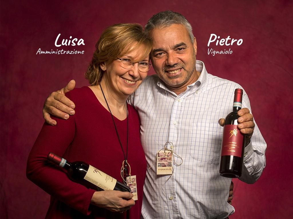 Luisa e Pietro