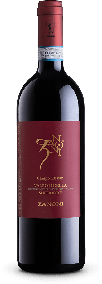 The objective of this wine is to blend the two original features of valpolicella: the delicate, captivating aromatic singularity of grapes vinified when fully ripe and the concentration produced by vinifying our same grapes raisined according to tradition.