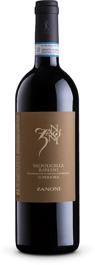 This wine is made from grapes from the hillside vineyards of Zovo and those plains on Avesa and Parona, each contributing to the profile of this wine. The younger vines are trained according to the Guyot system with 5,000 plants/ hectare, while the older vines are trained according to the Casarsa system and were planted over 40 years ago. Production is less than 100 quintals/hectare.